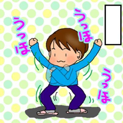 催眠術で自分をゴリラと思い込まされても朝のラジオ体操は欠かさない , 2015年05月30日の人物のボケ[32416744] , ボケて(bokete)