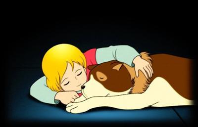犬キャラクターパトラッシュ