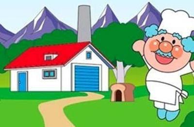 しょくぱんマンでチーズの小屋を作ったぞ! , アンパンマン⑯へのボケ[15794989] , ボケて(bokete)