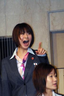 木村沙織 【ボケ】進撃の巨人の実写化 ? 「…!!、大林素子さんが適任だとおもいます!」 - ボ