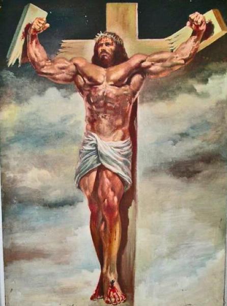キリストの奇跡ってのを貴様等の...