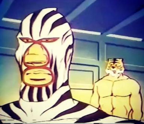 アナゴ さん マスク