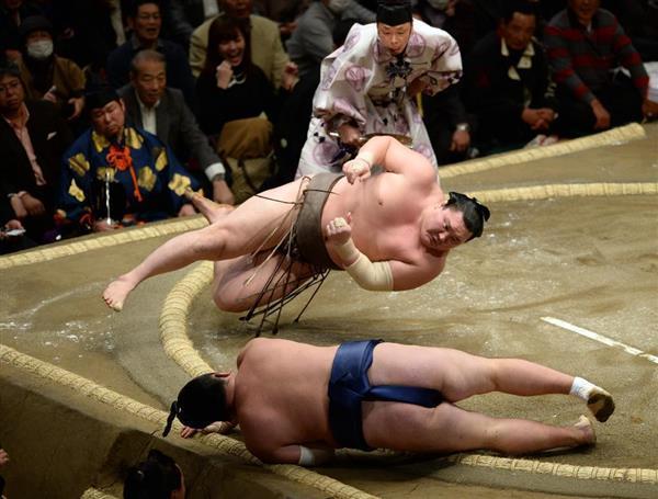 ドラゴンスクリュー - 相撲への...