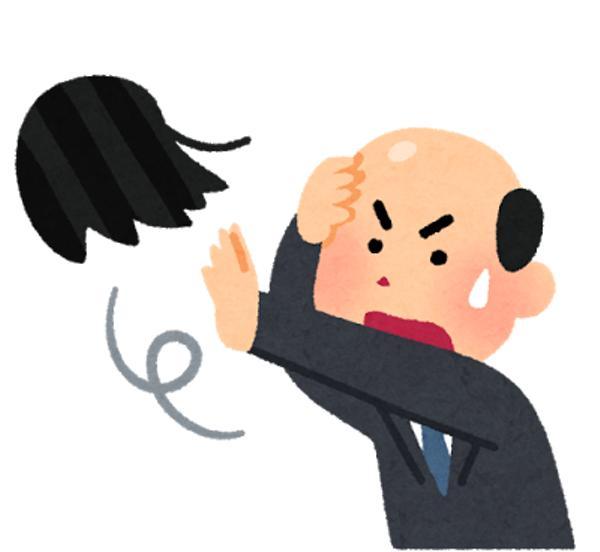 「頭皮に悪い イラスト」の画像検索結果