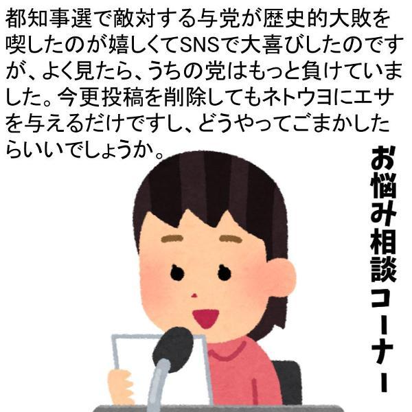 てき とう ネトウヨ