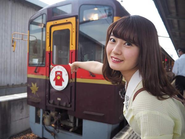 指一本で電車を止めた吉田沙保里のライバル , 電車へのボケ