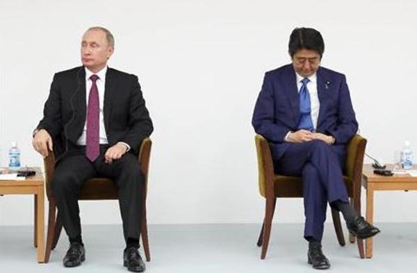 プーチン大統領は神の申し子____...
