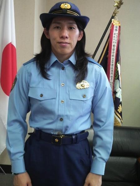 吉田沙保里が一日警察署長に選ばれて10分後、自首した人が