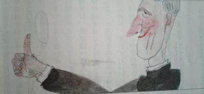 握手 ルロイ 修道 士