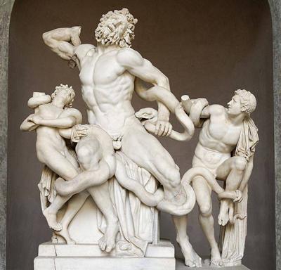 ミケランジェロ『ラオコーン像』...