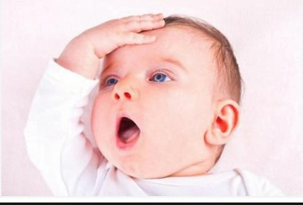 物心ついたけど、一晩寝たら全部忘れたぁ - 赤ちゃんへのボケ[77951247 ...
