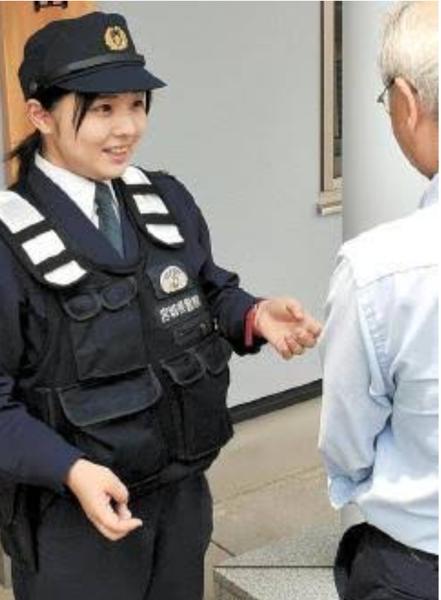 リアル婦人警官プレイコースのお客様ですね? - 警察官へのボケ ...