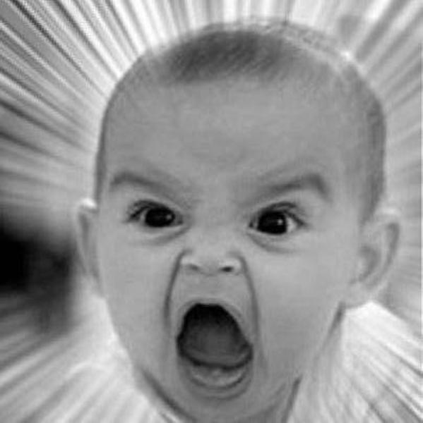 物心ついたァァァァァァァァァ - 赤ちゃんへのボケ[77921161] - ボケて(bokete)