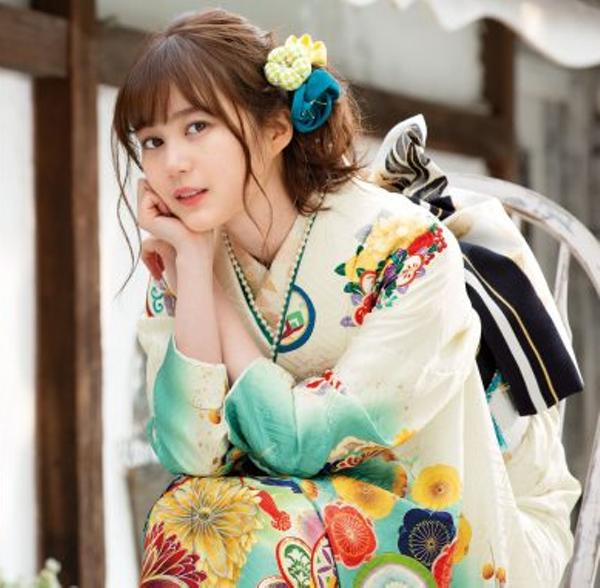 石野真子の娘です - 着物へのボケ[78702936] - ボケて(bokete)