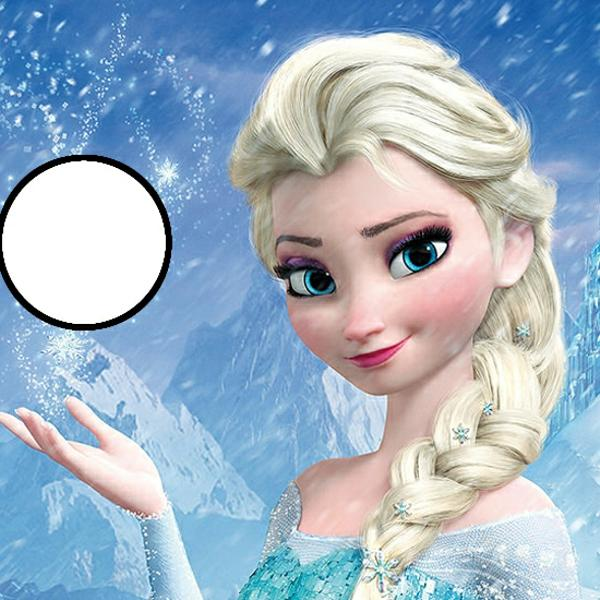 私がちょっと本気を出せば画風が全く違う雪を出すことができるの