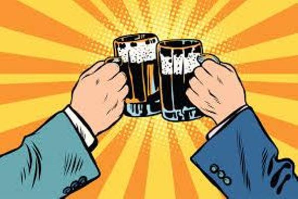 懐が寂しい人が増えたのか、最近乾杯は「ミニマム」サイズでやるらしい ...