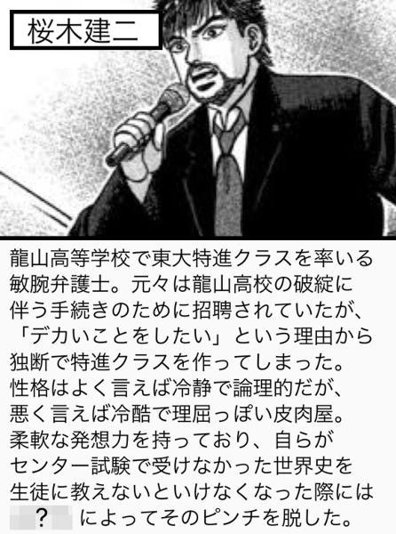 替え玉受験 - キャラクター図鑑...